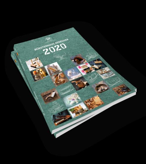 Katalogdesign für Naturprodukte