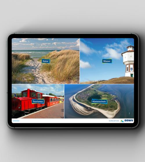 Touchscreen-Kiosk-System TYPO3